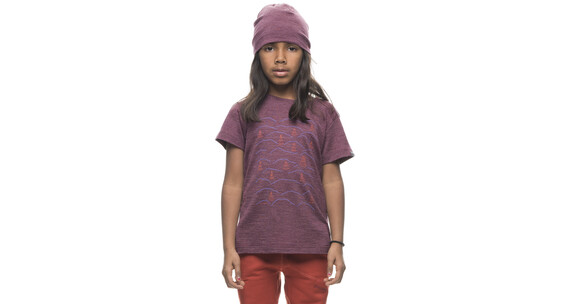 Houdini Kids Activist Message Tee Breaking Red